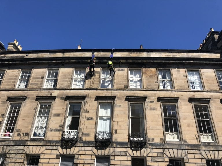 Roofers Edinburgh